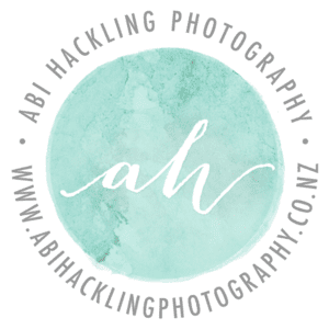 Abi Hackling photography logo