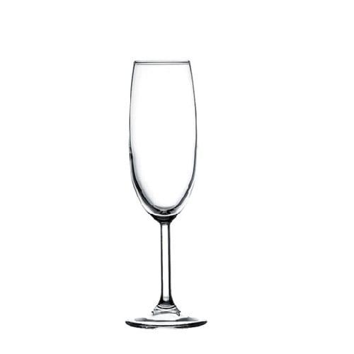 Champagne flutes 150mls