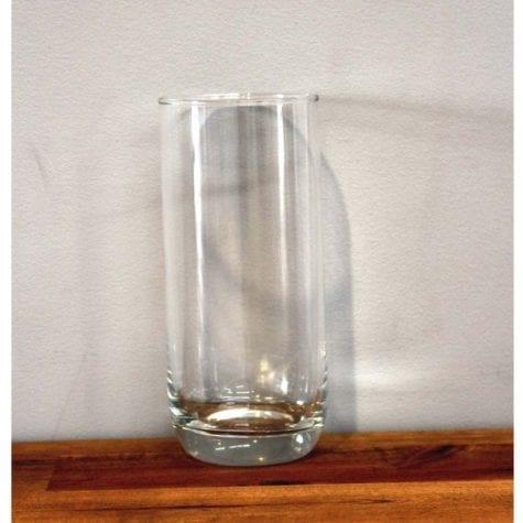 Tall Rock Glass