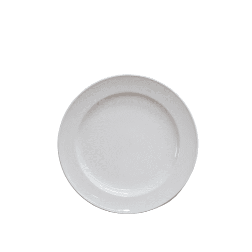 White Plate 27