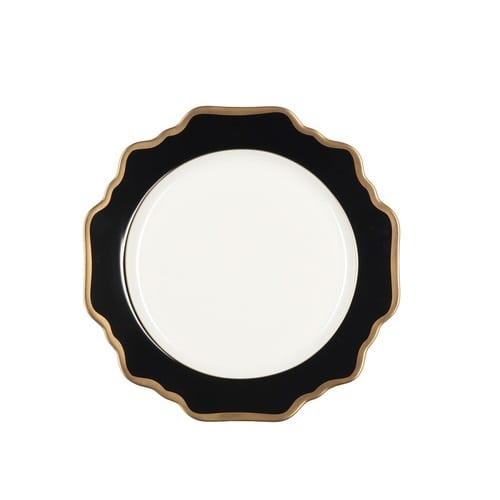 Black & Gold Side Plate