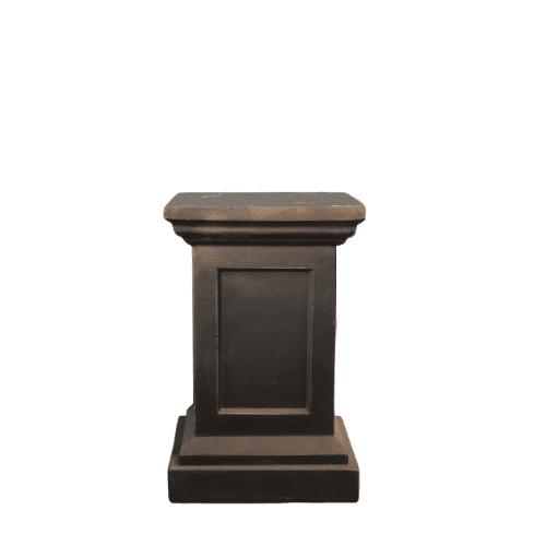 Bronze Pedestal