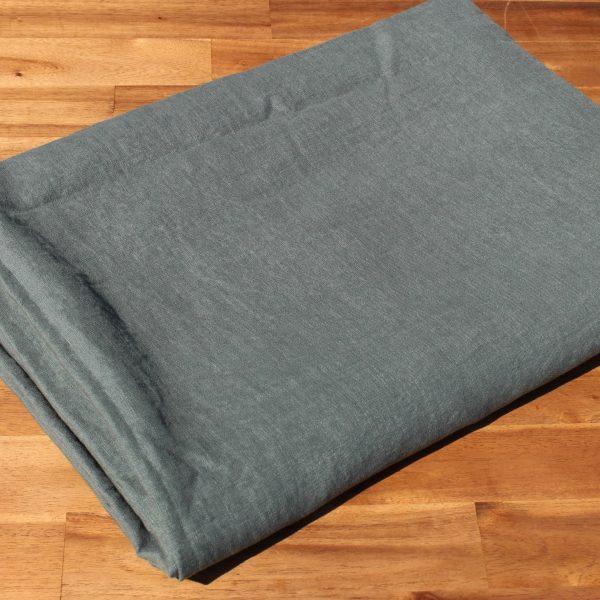 green tablecloth post