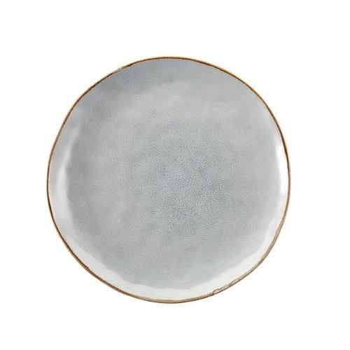 Grey dinner plate 28cm